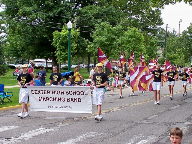 Dexter Parade