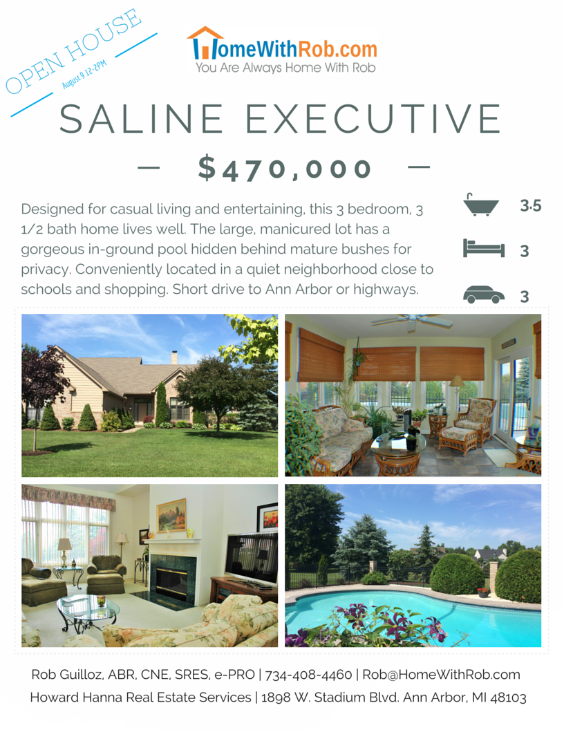 7066 Suncrest Open House Flyer