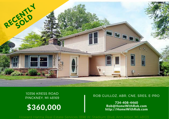 Recently Sold - 10356 Kress